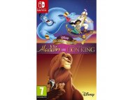 Disney Interactive Aladdin and The Lion King