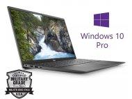 DELL Vostro 5501 (Full HD, Intel i7-1065G7, 8GB, 256GB SSD, GeForce MX330 2GB, Sivi // Win 10 Pro)