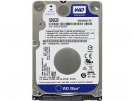 WESTERN DIGITAL 500GB 2.5'' SATA III 16MB 5.400rpm WD5000LPCX Blue