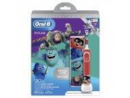 ORAL B Cetkica Pixar + Travel Case Oral B