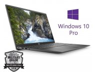 DELL Vostro 5501 (Full HD, Intel i5-1035G1, 12GB, 256GB SSD, GeForce MX330 2GB, Sivi // Win 10 Pro)