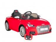 RASTAR Audi TTS Roadster 12V - akumulator -crveni