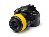 EasyCover Lens ring za objektiv žuti