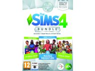 ELECTRONIC ARTS PC The Sims 4 Bundle Pack 11 Fitness Stuff + Jungle Adventure + Toddler Stuff (Code in a Box)
