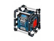BOSCH PLAVI ALAT GML 20 Solo akumulatorski radio/punjač