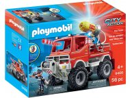 PLAYMOBIL Vatrogasni kamion