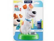 VARTA The Secret Life of pets - kuca lampa