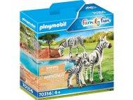 PLAYMOBIL Family Fun Zebre