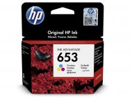 HP 653 Tri-color Original Ink Advantage Cartridge