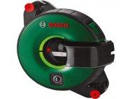 BOSCH zeleni alat ATINO linijski laser sa mernom trakom