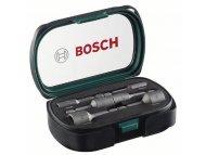 BOSCH zeleni alat 6-delni set nasadnih ključeva 2607017569