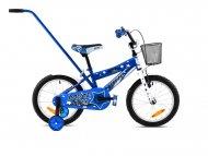 CAPRIOLO BMX 16''HT POLICE blue