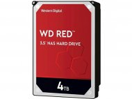 WESTERN DIGITAL HDD WD 4TB WD40EFAX SATA3 256MB 64MB Red