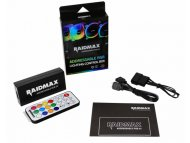 RAIDMAX Addressable RGB kontroler MX-411F