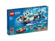 LEGO 60277 POLICIJSKI PATROLNI BROD