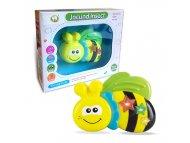 PERTINI Bebi set - pčelica koja svetli i svira