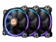 THERMALTAKE Riing 14 LED RGB Colors Fan (3 Fan Pack),CL-F043-PL14SW-B