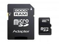 GOODRAM MicroSDHC 8GB class10 UHS + SD adapter
