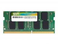 SILICON POWER SODIMM DDR4 4GB, 2400MHz, SP004GBSFU240N02