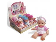 KIDS LOVE Lutka  sa mašnicom