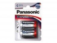 PANASONIC Baterije LR14EPS/2BP- 2×C  Alkalne Everyday Power