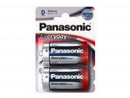 PANASONIC Baterije LR20EPS/2BP - 2 × D Alkalne Everyday