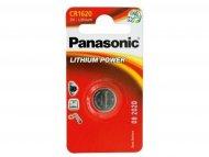 PANASONIC Baterije Litijum CR-1620 L/1bp