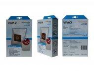 VIVAX Kese za usis. sint. (4kom/pak) + filter, DB-2330MF