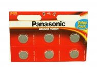 PANASONIC Baterije Litijum CR-2016 L/6bp