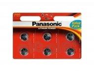 PANASONIC Baterije Litijum CR-2025 L/6bp