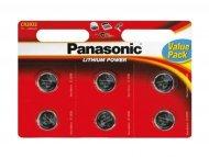 PANASONIC Baterije Litijum CR-2032 L/6bp
