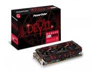 POWER COLOR AMD Radeon RX580, 8GB, 256-bit, RX580 8GBD5-3DH/OC RedDevil