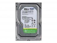 WESTERN DIGITAL WD Green, 3.5 / 1TB / 64MB / SATA / 7200 rpm, WD10EURX