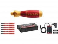WIHA W 41911 Akumulatorski odvijač speede set 1/10 Lb