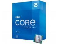 INTEL Core i5-11600KF 6 cores 3.9GHz (4.9GHz) Box