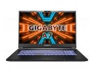 GIGABYTE A7 X1 17.3'' FHD 144Hz AMD Ryzen 9 5900HX 16GB 512GB SSD GeForce RTX 3070P 8GB Win10Home