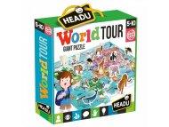 PERTINI HEADU - Puzzle Put oko sveta