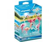 PLAYMOBIL Family Fun Flamingosi