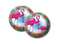 UNICE Smoby lopta Flamingo 23cm