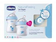 CHICCO Poklon set Naturalfeeling za dečake