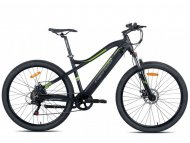 CAPRIOLO E-bike volta 2.0 crno-zeleno 921813