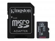 KINGSTON Industrial MicroSDHC/SDXC 64GB + Adapter SDCIT2/64GB